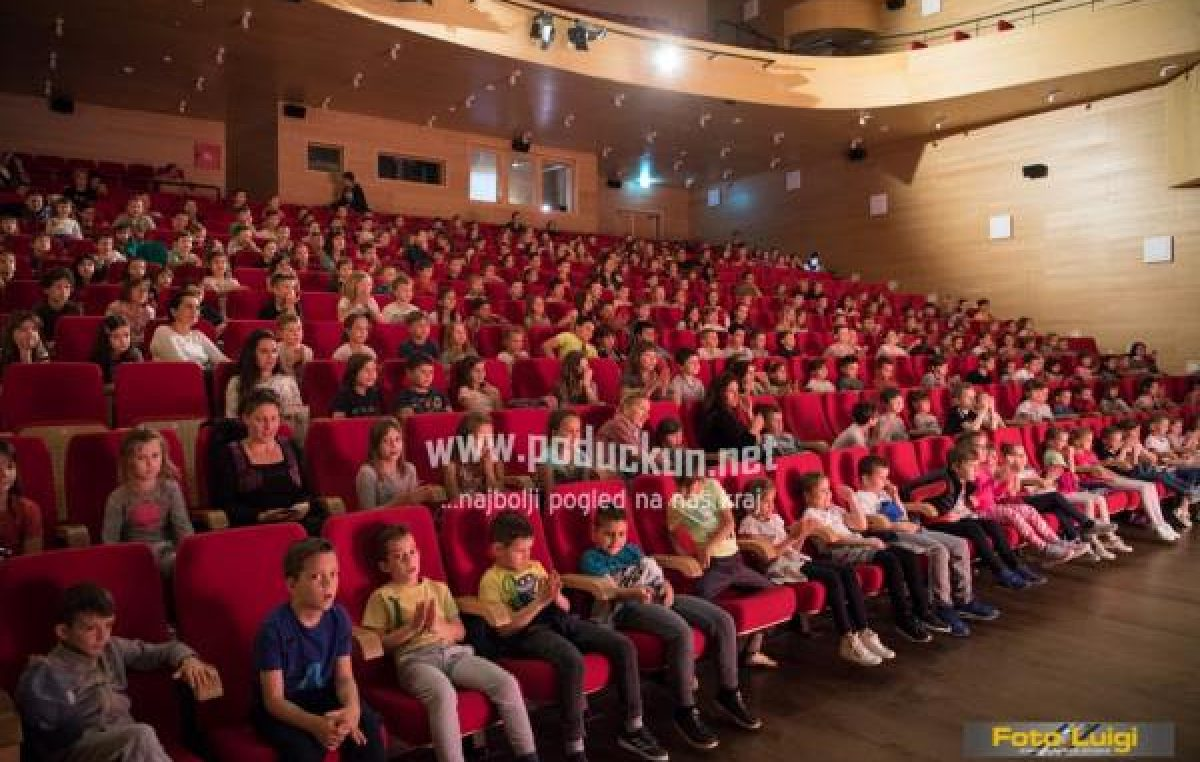 Mjuzikl za djecu 'Mi o vuku' ove nedjelje u centru Gervais