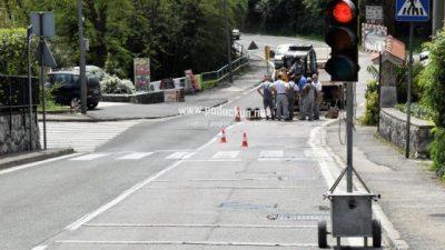 Privremena regulacija prometa zbog interventnih radova na vodovodnim instalacijama @ Ičići, Opatija