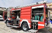 Zbog gašenja požara otežan promet na cesti Rukavac – Jušići