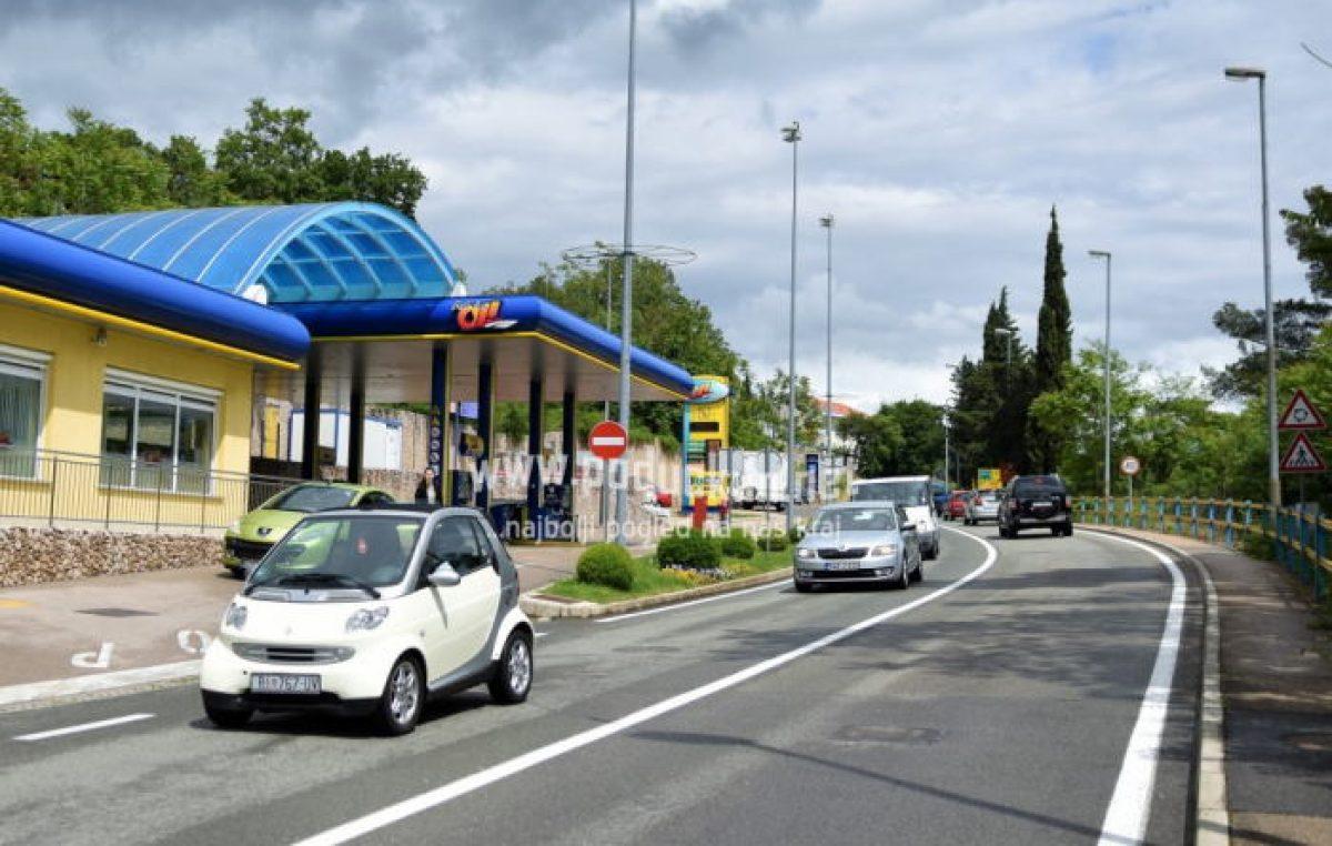 Benzin po 7,98 kuna, jeftiniji od dizela