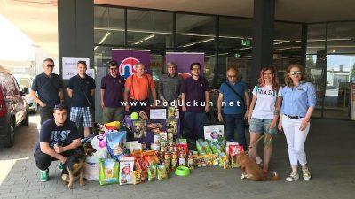 Najavljena 10. Akcija prikupljanja hrane za mačke i pse @ Kastav