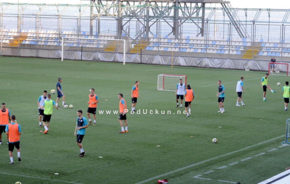 HNK Rijeka u trećem tjednu treninga, Simon Rožman ponovo na travnjaku