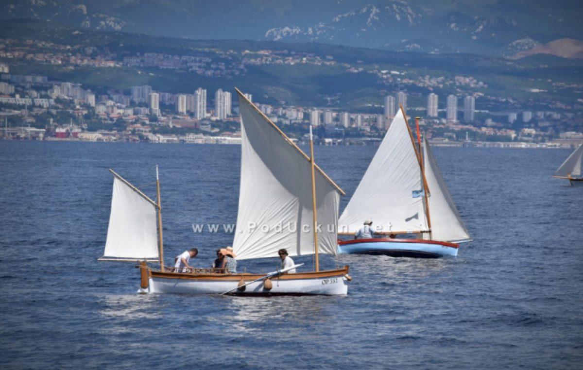 """Jedanaesto izdanje regate tradicijskih barki na jedra za Trofej """"Nino Gasparinic"""" jedri se ove subote"""
