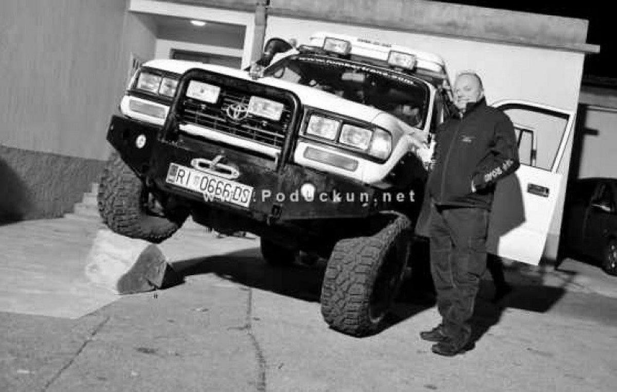 In memoriam: Dario Saletnik i Bela štriga partili na zadnji vijaj