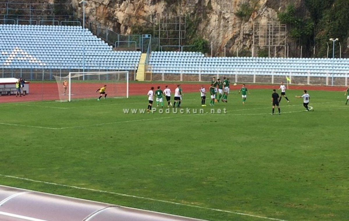 NK Opatija: Seniori konačno upisali pobjedu na 'domaćem' terenu