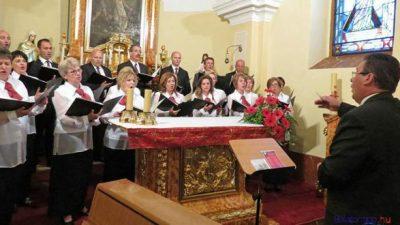 Koncert mađarskog zbora Paloznaki Kórus ovog ponedjeljka @ Opatija