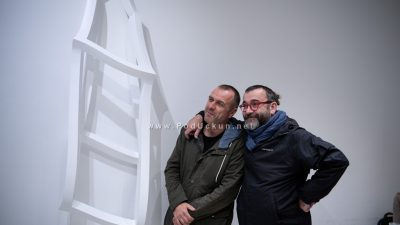 Ciklus 'Tijela' – U Galerijici otvorena izložba Alema Korkuta @ Matulji