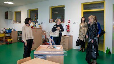 U OKU KAMERE Dječja pravobraniteljica i pomoćnica ministrice posjetile Dječji vrtić Opatija