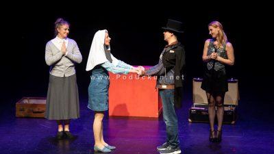 FOTO: Komedijom o deficitarnom zanimanju – grobarima zaključen 7. Festival neovisnih kazališta @ Opatija