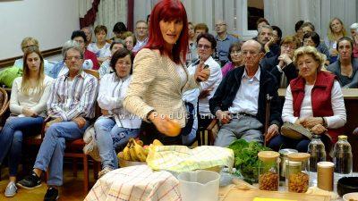 U OKU KAMERE Održano predavanje Hranom do zdravlja uz degustacija zelenih sokova @ Matulji
