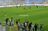 FOTO Uoči susreta protiv Engleske – Održan otvoren trening Hrvatske nogometne reprezentacije