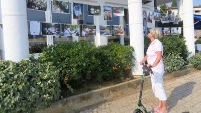Žmergo postavio izložbu fotografija s akcije čišćenja podmorja  u ACI marini u Ičićima