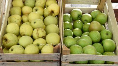 Dan domaće jabuke i meda na matuljskoj Veletržnici