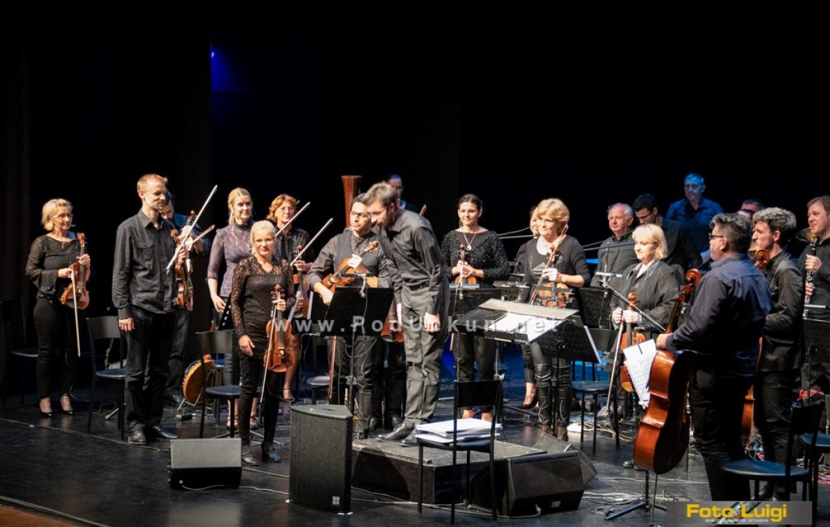 """Koncert """"Čarobni Broadway"""" u izvedbi Zagrebačkog gradskog kazališta """"Komedija"""" oduševio publiku @ Gervais"""