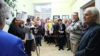 """FOTO Otvorena izložba """"Moj život je muzika"""" – Odana počast maestru i glazbenom pedagogu Leu Ivančiću @ Matulji"""