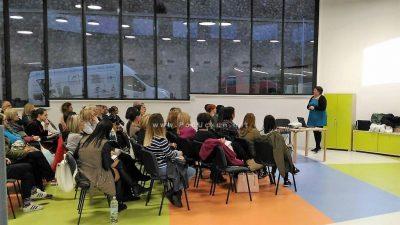 U OKU KAMERE Projekt 'OP-Opatija priča, odgajamo pričama' završen javnim predavanjem