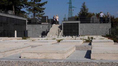 U oku kamere: Završeni radovi na proširenju groblja Brešca @ Matulji