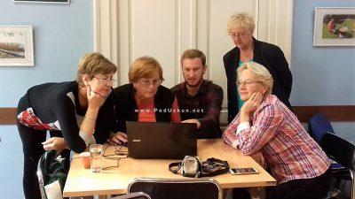 U OKU KAMERE U Klubu 60+ održana Facebook radionica @ Opatija