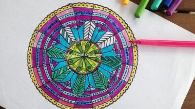 Besplatna kreativna radionica izrade mandala u srijedu – Prijavite se na vrijeme @ Opatija