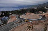 FOTO Radovi uskoro gotovi – Počelo asfaltiranje novoizgrađenog rotora na Kuku