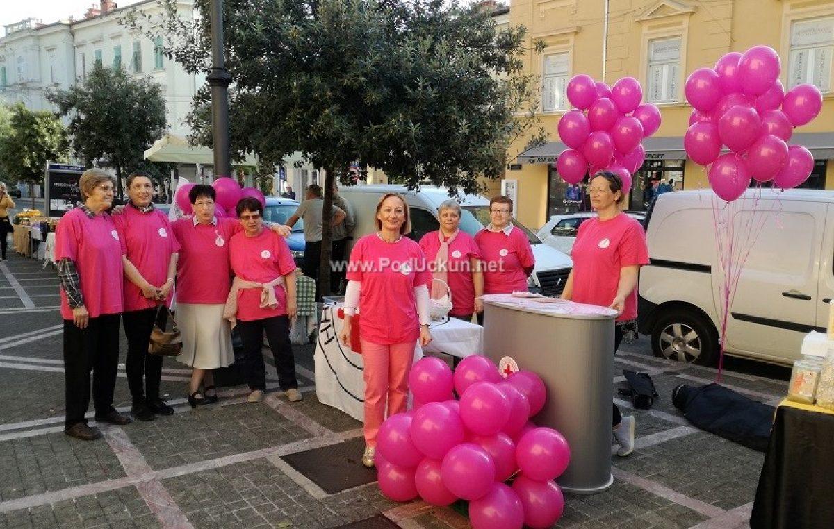 Dan ružičaste vrpce sutra na Mrkatu @ Opatija