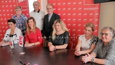 U OKU KAMERE Eurozastupnica Biljana Borzan predstavila svoj rad Opatijcima @ Opatija