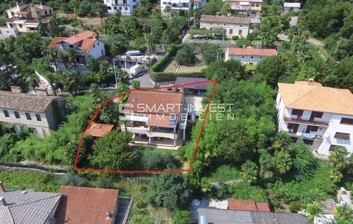 NEKRETNINA MJESECA Obiteljska kuća nedaleko centra s odličnom cijenom za lokaciju @ Opatija