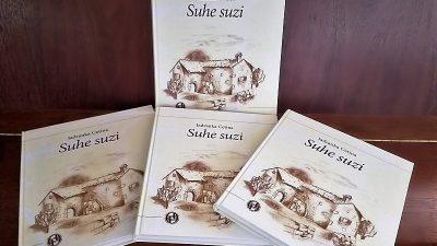 """Promocija knjige """"Suhe suzi"""" autorice Jadranke Cetina večeras u Kastvu"""