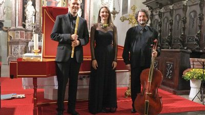 Održan koncert rane glazbe u izvedbi Tria Corrente
