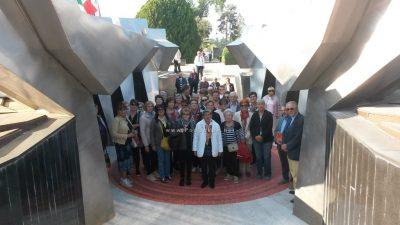 FOTO Antifašisti Opatije posjetili talijanske logore San Sabba, Gonars, Redipuglia i pronašli zanimljivo otkriće