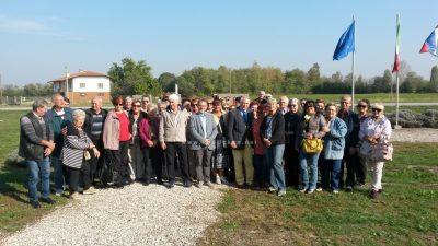 Posjet logoru u Gonarsu, spomeniku iz 1. svjetskog rata u Redipugli i koncentracijskom logoru San Sabba