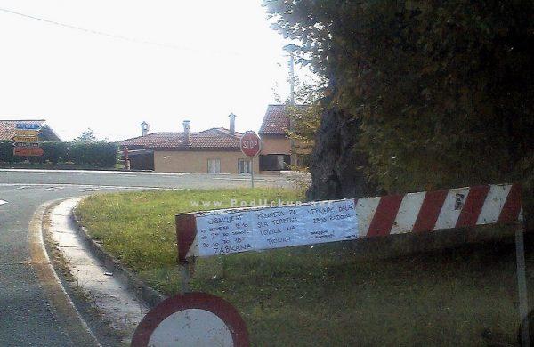 U OKU KAMERE: Neusklađenost javnih službi oko radova na cesti ogorčili mještane @ Veprinac