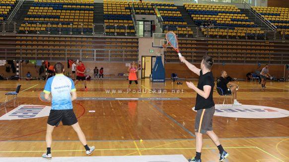 FOTO SBK Pešekani: 2. ICO Crossminton Opatija Open – Paula Barković i Alen Baumkirher osvojili Opatiju