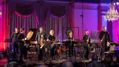Koncertom uglednog njemačkog ansambla Recherche sinoć je otvorena 55. Glazbena tribina Opatija