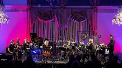 FOTO Koncertom uglednog njemačkog ansambla Recherche sinoć je otvorena 55. Glazbena tribina Opatija