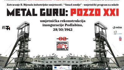 """Ove nedjelje performans Metal Gurua """"POZZO XXI"""" povodom proslave Dana Podlabina"""
