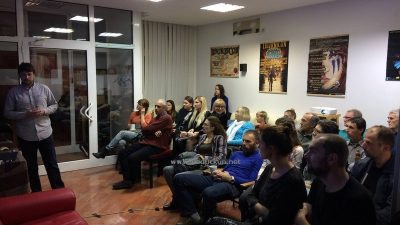 Opatija Coffeehouse Debates: Predavanje dr. sc. Lorene Dadić 'Mogućnosti financiranja udruga kroz aktivnosti povezane s turizmom'