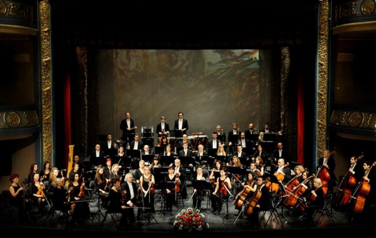 Svečani novogodišnji koncert Sarajevske filharmonije u Gervaisu @ Opatija