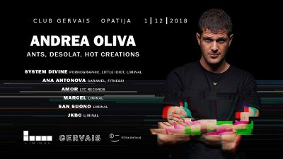Jedan od najvećih hrvatskih DJ partyja sutra u opatijskom klubu Gervais!
