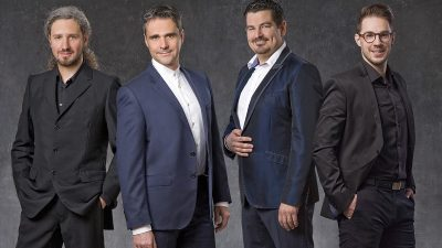 Kostrenska Mikulna uz Četiri tenora