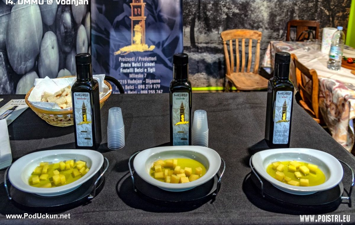 Otvorena manifestacija 'Dani mladog maslinovog ulja-Giornate dell'olio d'oliva novello' @ Vodnjan