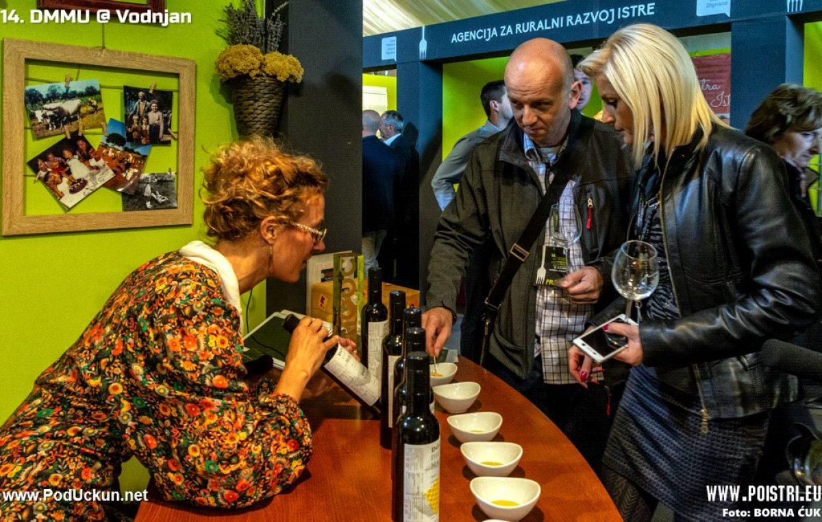 FOTO Otvorena manifestacija 'Dani mladog maslinovog ulja-Giornate dell'olio d'oliva novello' @ Vodnjan