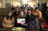 Predstavnici Društva 'Naša djeca' Opatija i Dječjeg gradskog vijeća na Savjetovanju gradova i općina prijatelja djece u Zagrebu