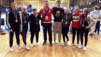 """Održan međunarodni judo turnir """"KUP Lika 2018"""" – Ira Bradić i Klara Mura zlatne!"""