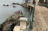Lopovi u akciji – Pod okriljem noći otpiljen kandelaber na obalnom šetalištu