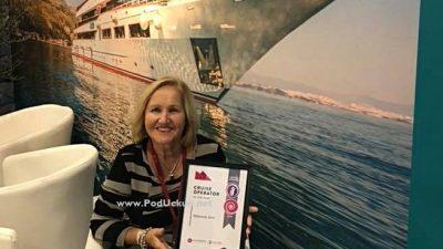 Tvrtka Katarina line proglašena cruise operaterom godine