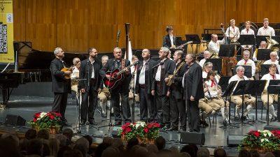 FOTO, VIDEO Klapa Opatija nastupila na velikom koncertu u Austriji uz Postmuzik Salzburg