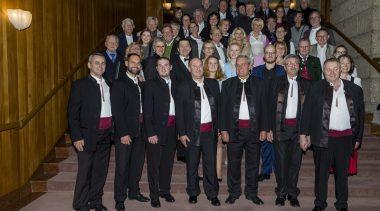 Klapa Opatija nastupila na velikom koncertu u Austriji uz Postmuzik Salzburg