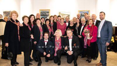 Svečanim koncertom Kulturno-umjetničko društvo Lovor  obilježilo 70. rođendan @ Lovran