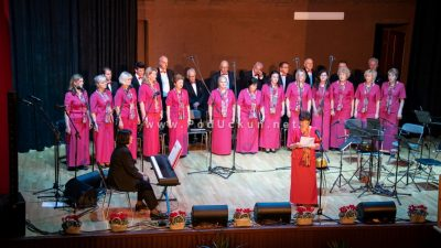 FOTO Svečanim koncertom Kulturno-umjetničko društvo Lovor obilježilo 70. rođendan @ Lovran